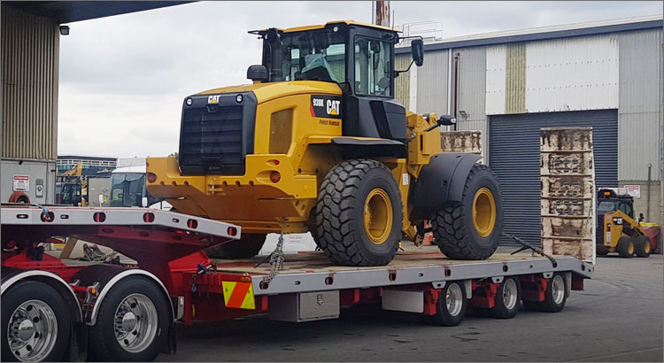 Material/Machinery Delivery